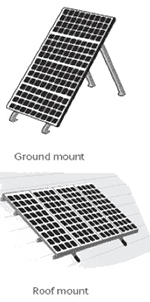 What a Prepper Should Do Around The House Mounting-Solar-Panels