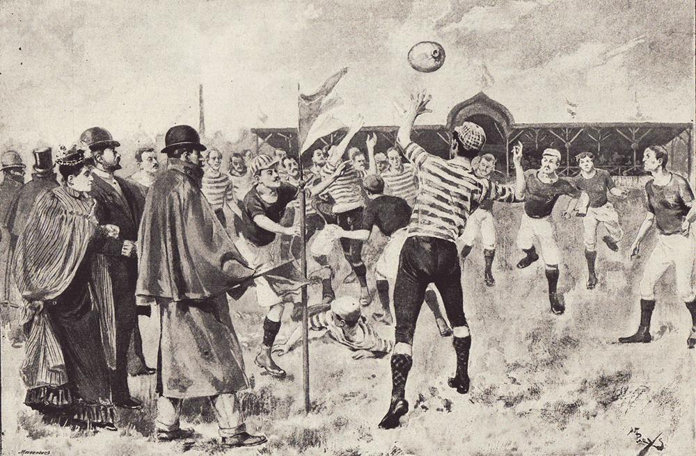 Archives : histoire du Stade Français Paris 1892-StadeFrancais-RosslynPark2