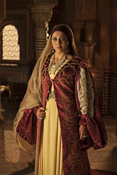 Aixa (finales del siglo XV, esposa de Muley Hacén) 5975