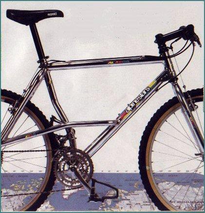 "S'BIKE 700C ""DAYTONA"" 1991 Alpinestars"