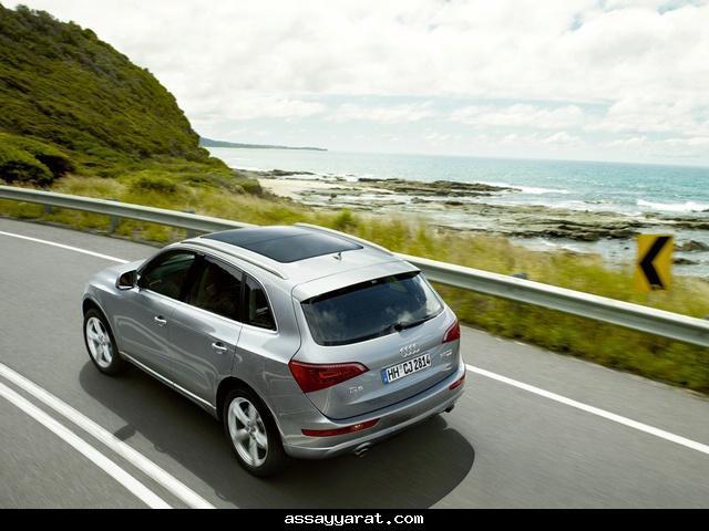 جديد Audi Q5 المنافس الجديد في عالم السيارات الفخمة فئة الدفع رباعي Djsammy_1100big