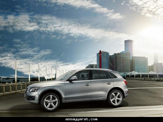جديد Audi Q5 المنافس الجديد في عالم السيارات الفخمة فئة الدفع رباعي Djsammy_1105big