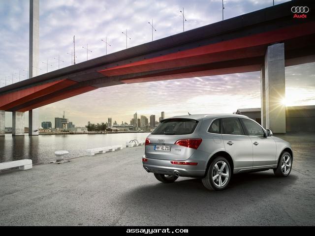 جديد Audi Q5 المنافس الجديد في عالم السيارات الفخمة فئة الدفع رباعي Djsammy_1106big