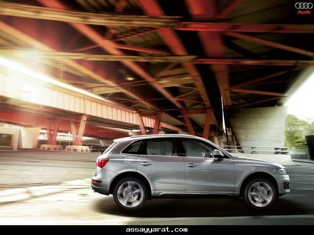 جديد Audi Q5 المنافس الجديد في عالم السيارات الفخمة فئة الدفع رباعي Djsammy_1107big