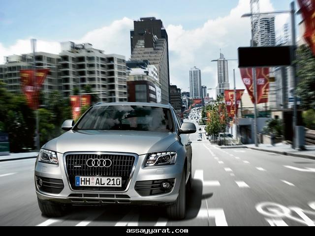 جديد Audi Q5 المنافس الجديد في عالم السيارات الفخمة فئة الدفع رباعي Djsammy_1108big