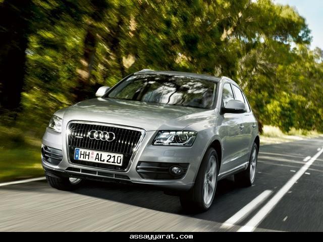 جديد Audi Q5 المنافس الجديد في عالم السيارات الفخمة فئة الدفع رباعي Djsammy_1115big