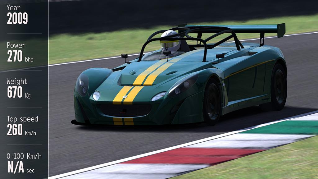 Arriva la Lotus Eleven 3!  Lotus2-11GT4