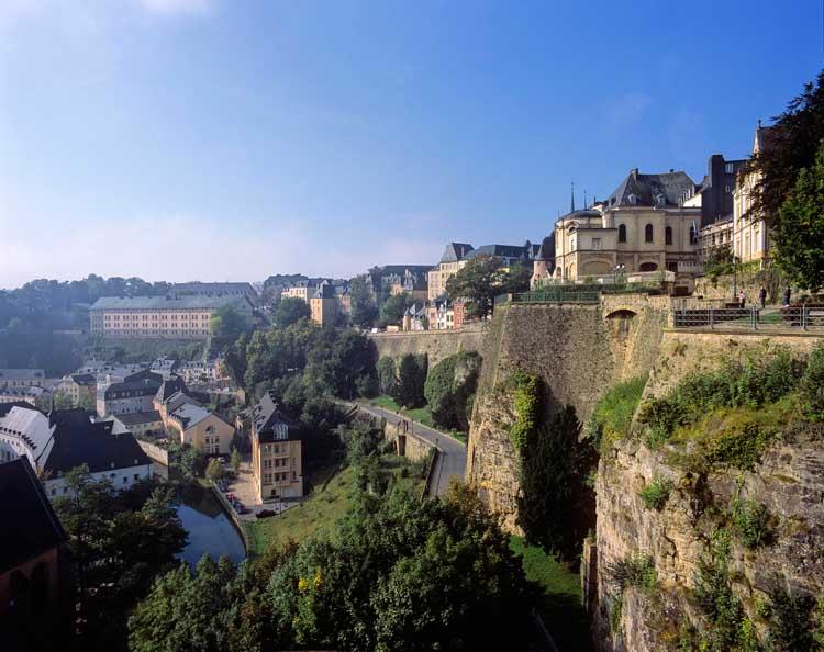 Votre ville préférée? Luxville