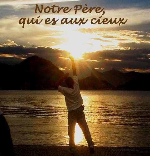 Michel blogue avec Irène/sujet/lLa Volonté de Dieu c'est quoi pour vous? Homme-notre-pere