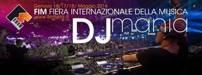Ricomincia FIM-Fiera Internazionale della Musica 2014 a Genova 800x300-DJmania_STD