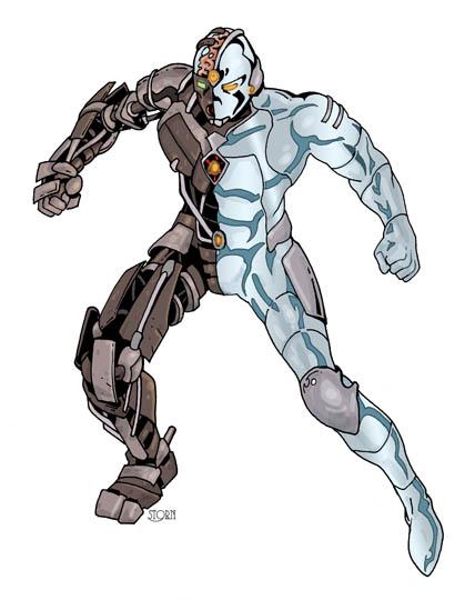 Chimera Bot  RobotMan