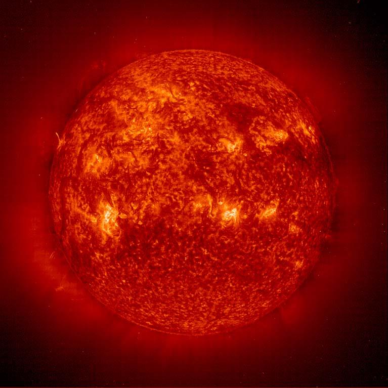 les plus belles photos de l'univers Soleil