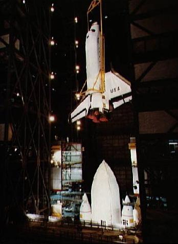 Avez vous des photos de l'orbiteur Columbia ? 10060449