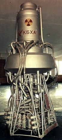 Les moteurs nucléothermiques russes Rd0410
