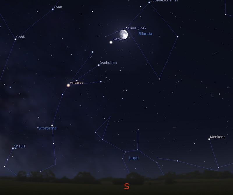 Il cielo del mese - Pagina 8 Congiunzione-luna-saturno-giorno-28-ore-22
