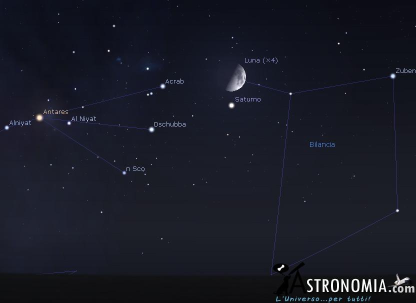 Il cielo del mese - Pagina 8 Congiunzione-luna-saturno-giorno-22-ore-22-30