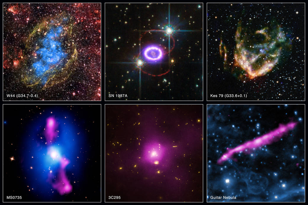 Grandi conquiste dello spazio - Pagina 4 Chandra_archives_2015