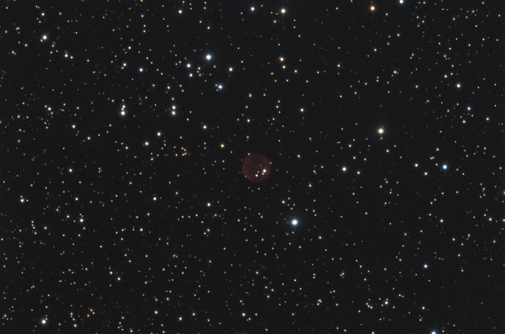 Abell 39 dans Hercule Pk167