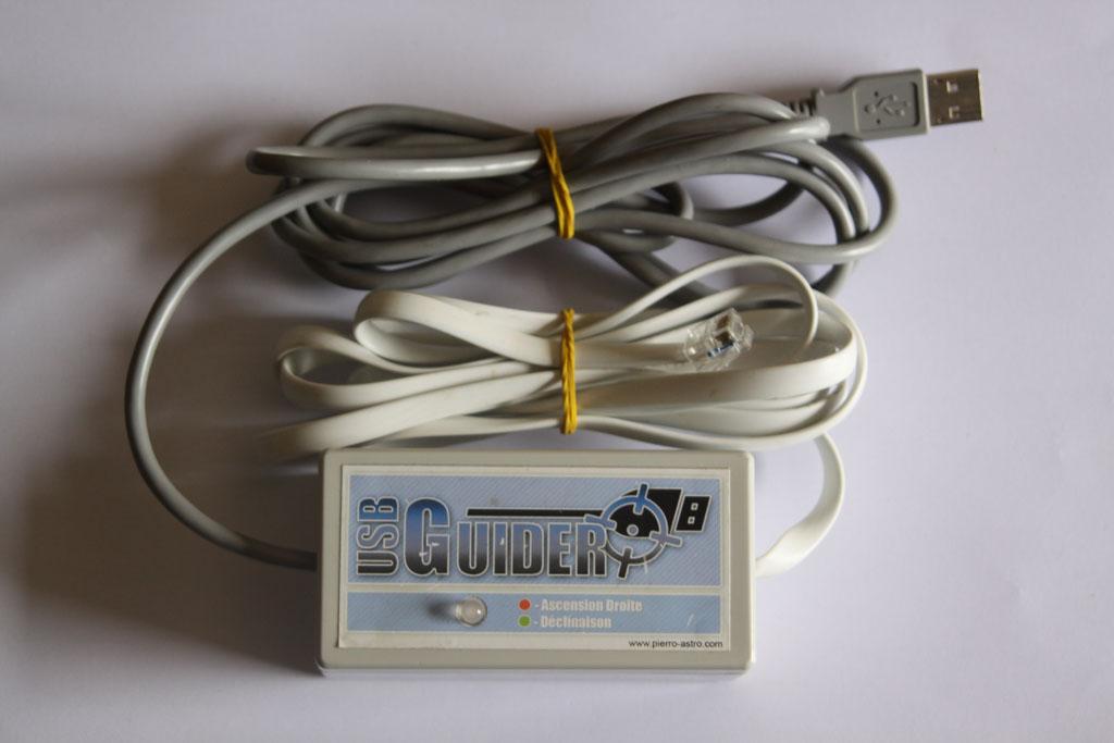 Autoguider une vielle HEQ5 USB_Guider_1