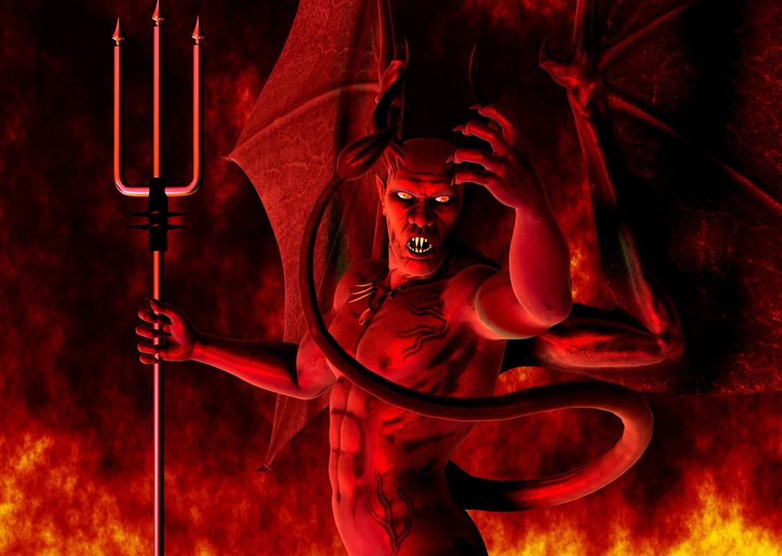 [Jeu] Suite d'images !  Diable