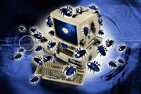 طريقة صنع فايروس لاطفاء أي حاسوب  Virus-pc