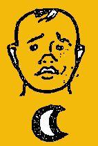 The Shape of Your Face Caricature_lunaire