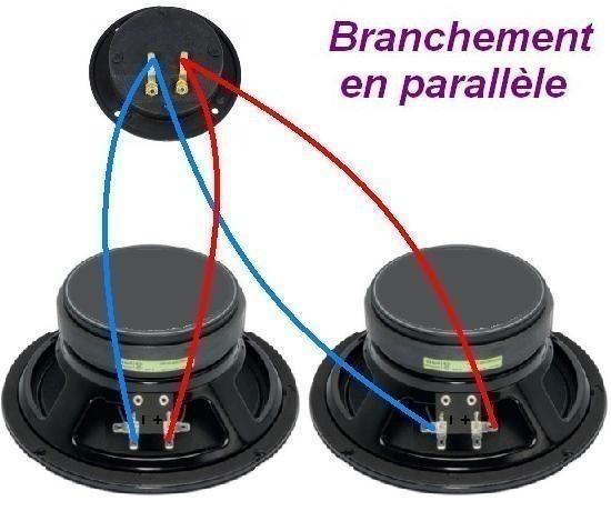 Surchauffe atomiseur et mod Brancher-2-haut-parleurs-ensemble