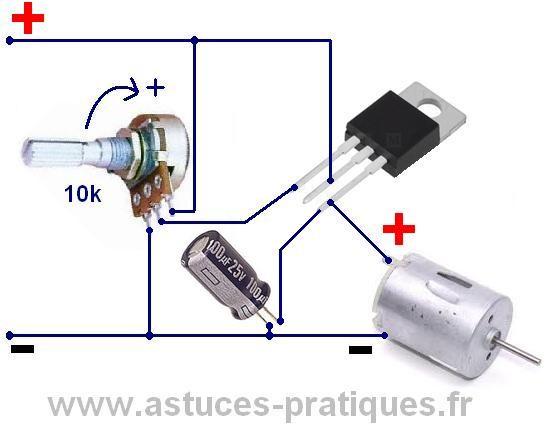 Variateur electronique à mémoir pour tour à pneux Variateur-de-vitesse-pour-moteur-a-courant-continu