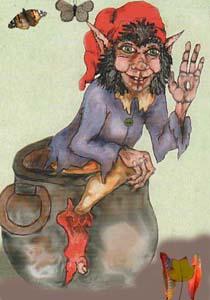 Mitología asturiana Trasgu2