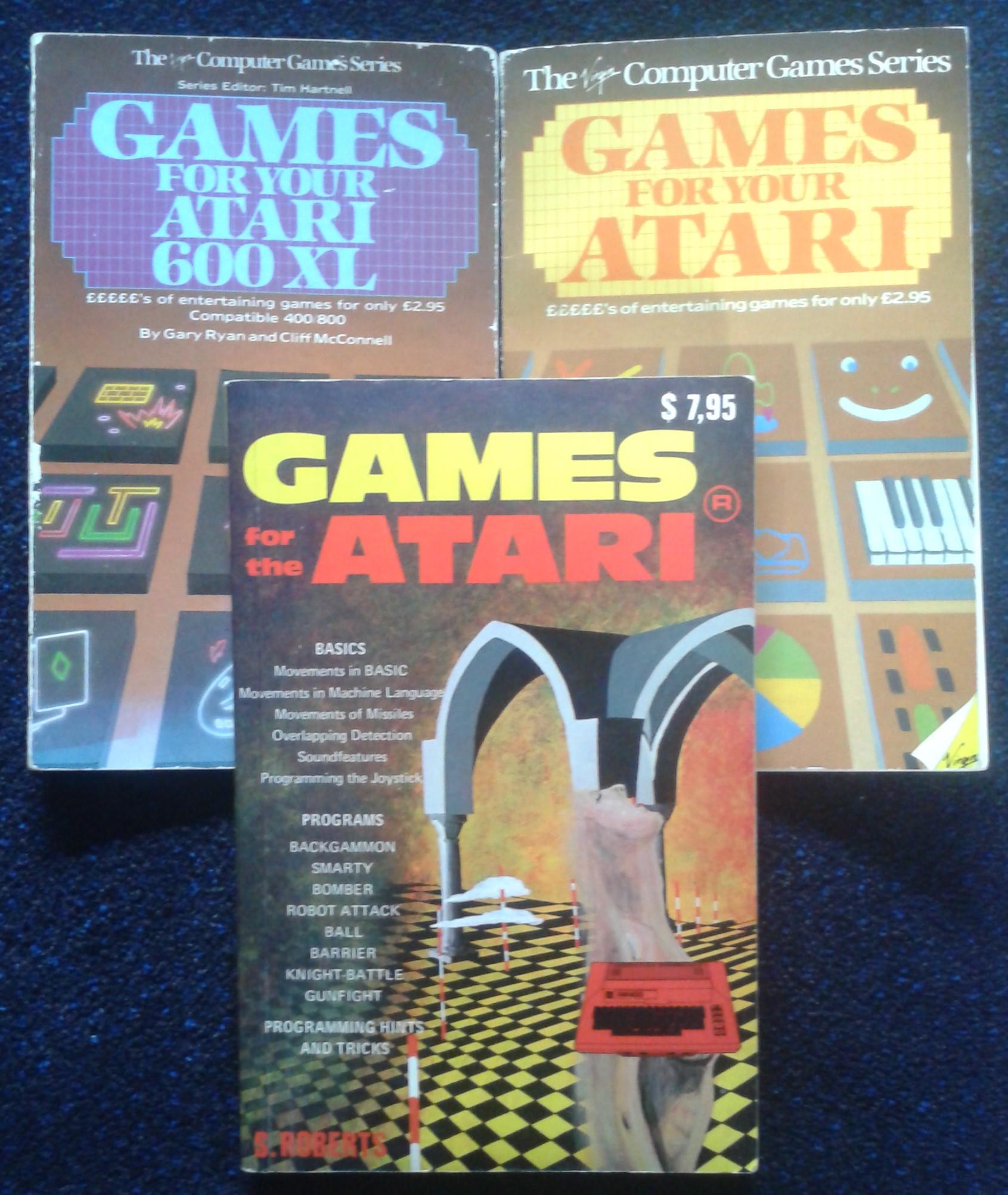 [VDS] LOT ATARI 8-BITS Atari_8