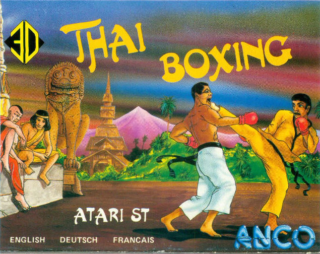 Les débuts de l'ATARI ST - 1986 Thai_boxing_anco_d7
