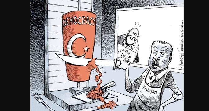 Dessins de Presse Erdogan-dessin-presse