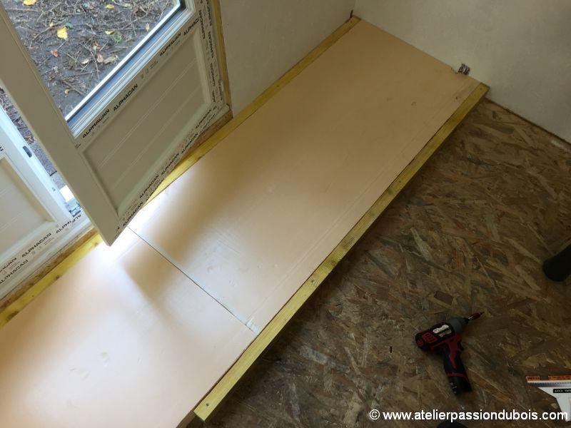 Construction d'un atelier en ossature bois et son aménagement - Page 7 IMG_7675
