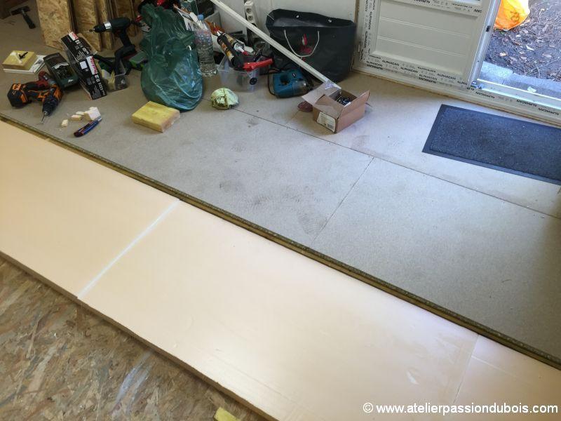 Construction d'un atelier en ossature bois et son aménagement - Page 7 IMG_7676