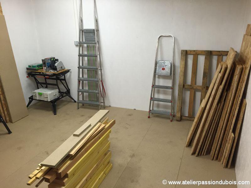Construction d'un atelier en ossature bois et son aménagement - Page 7 IMG_7678