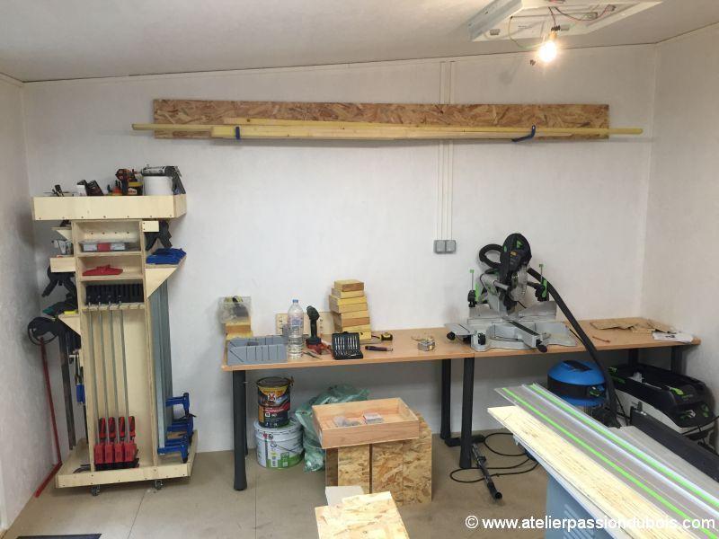 Construction d'un atelier en ossature bois et son aménagement - Page 7 IMG_7730