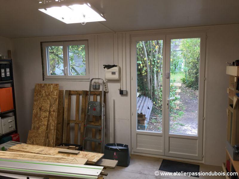 Construction d'un atelier en ossature bois et son aménagement - Page 7 IMG_7733