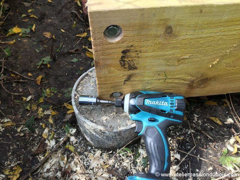 Construction d'un atelier en ossature bois et son aménagement IMG_7228