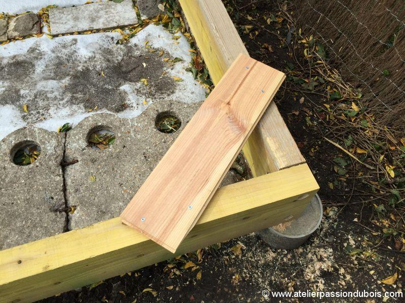 Construction d'un atelier en ossature bois et son aménagement IMG_7230