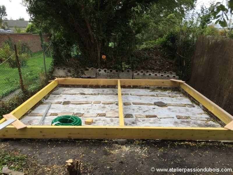 Construction d'un atelier en ossature bois et son aménagement IMG_7231