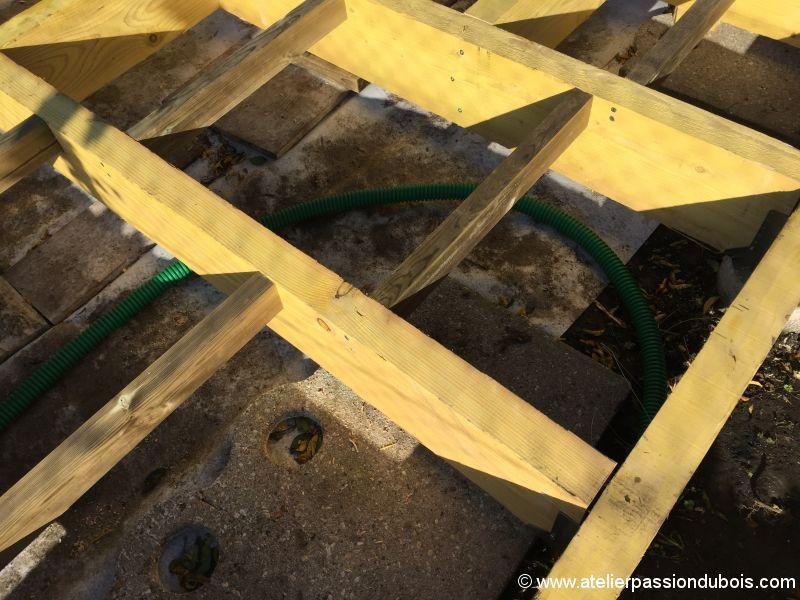 Construction d'un atelier en ossature bois et son aménagement IMG_7243