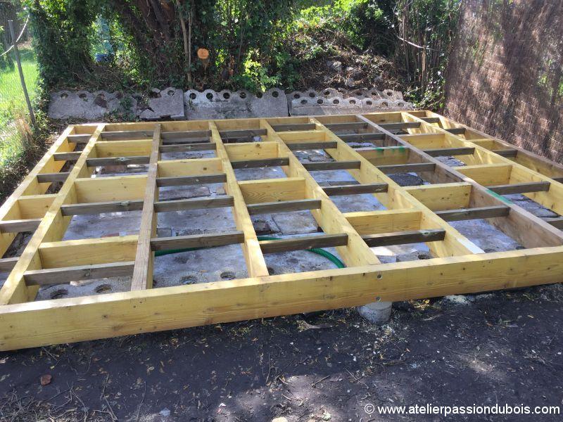 Construction d'un atelier en ossature bois et son aménagement IMG_7257