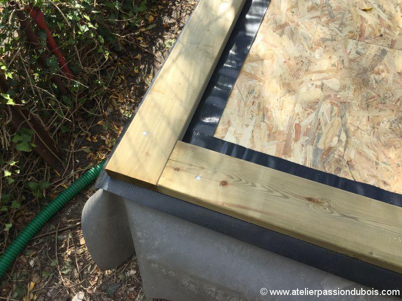 Construction d'un atelier en ossature bois et son aménagement IMG_7304