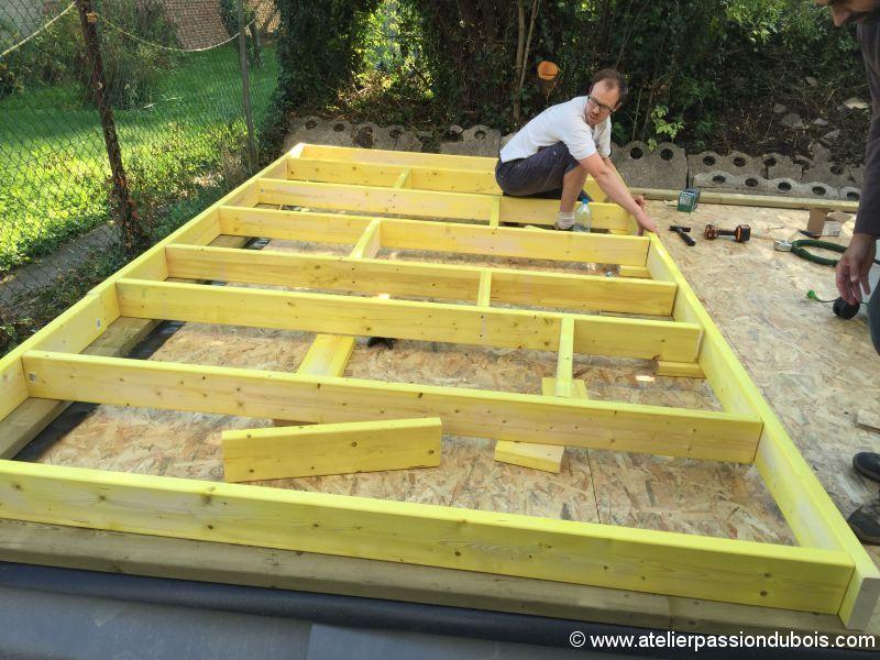 Construction d'un atelier en ossature bois et son aménagement - Page 2 IMG_7312