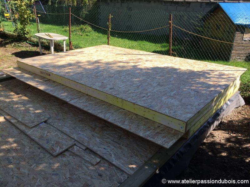 Construction d'un atelier en ossature bois et son aménagement - Page 2 IMG_7323