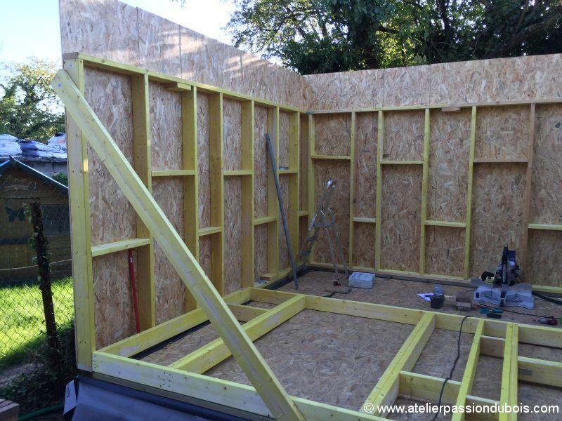 Construction d'un atelier en ossature bois et son aménagement - Page 2 IMG_7343