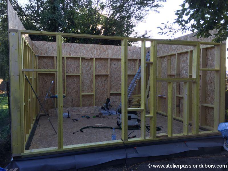 Construction d'un atelier en ossature bois et son aménagement - Page 2 IMG_7345