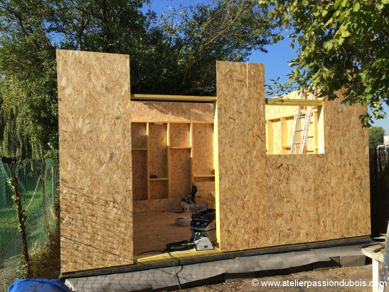 Construction d'un atelier en ossature bois et son aménagement - Page 2 IMG_7353