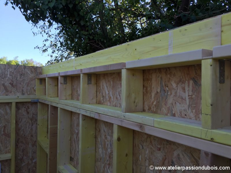 Construction d'un atelier en ossature bois et son aménagement - Page 4 IMG_7361