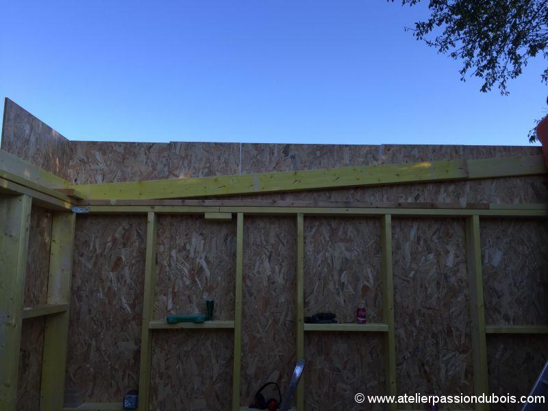 Construction d'un atelier en ossature bois et son aménagement - Page 4 IMG_7362